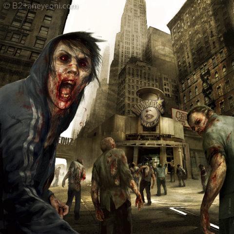 Anime de Zombies