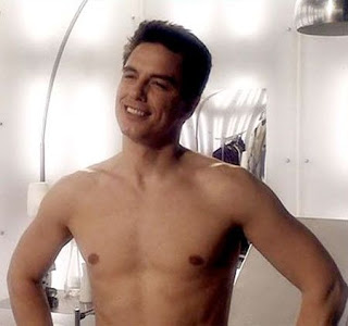 John Barrowman desnudo