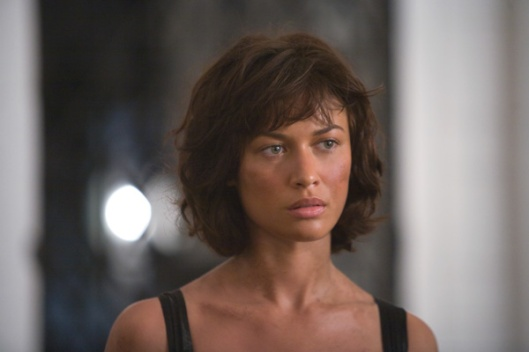 James Bond Quantum of Solace movie image Olga Kurylenko